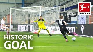 Everyone In His Country Saw That Goal - 1st Faroe Islander Scores Winning Bundesliga Goal