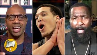 The Jump reacts to Aaron Gordon's Dwyane Wade diss track | The Jump