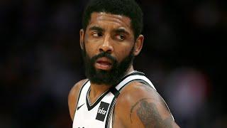 """Kyrie Irving Responds To Being Fined By NBA For Not Talking to Media: """"I Do Not Talk to Pawns"""""""
