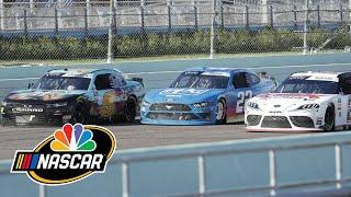 NASCAR Xfinity Series: Hooters 250 at Homestead | EXTENDED HIGHLIGHTS | 6/13/20 | Motorsports on NBC