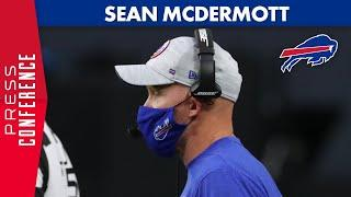 Sean McDermott Says Bills Have No Positive COVID Tests As We Speak | Buffalo Bills