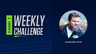 John Schneider Message to 12s | Seahawks Weekly Challenges