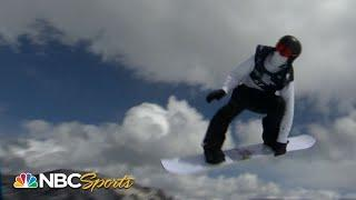 Shaun White settles for 4th in return to snowboard competition at U.S. Grand Prix | NBC Sports