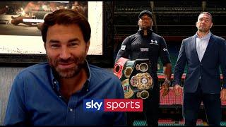 """We've now conceded AJ will only fight once this year"" 