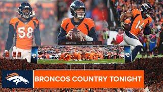 Starting hot at home: Broncos' early home games crucial to 2020 success   Broncos Country Tonight