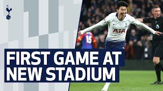 ON THIS DAY | SPURS 2-0 CRYSTAL PALACE | EXTENDED HIGHLIGHTS