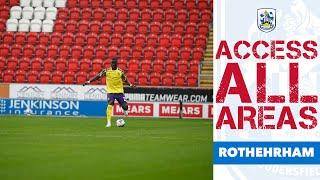 ACCESS ALL AREAS | Rotherham United 1-1 Huddersfield Town