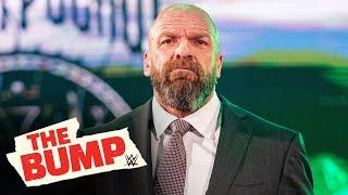Triple H celebrates 25th anniversary with exclusive interview: WWE's The Bump, April 22, 2020