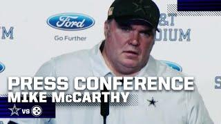 Mike McCarthy: That Was Our Best Team Football We've Played This Year | Dallas Cowboys 2020