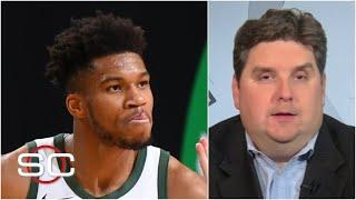 Brian Windhorst: Giannis asked the Bucks front office for more regular-season minutes | SportsCenter