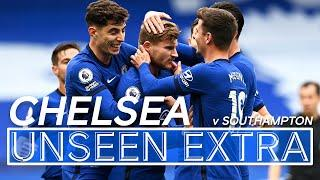 Timo Werner & Kai Havertz On The Scoresheet As The Blues Took On The Saints | Unseen Extra