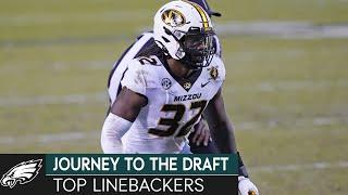 Scouting the 2021 NFL Draft's Top Linebackers | Journey to the Draft