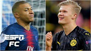 Mbappe or Haaland: Who can replace Cristiano Ronaldo's UCL goal output at Real Madrid? | ESPN FC