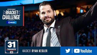 Anaheim Ducks Centre Ryan Kesler On His Potential Comeback, Time In Vancouver & More | Ask 31