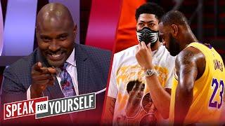 All things went wrong for the Lakers because they're built wrong — Wiley | NBA | SPEAK FOR YOURSELF