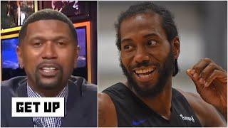 This scenario is terrific for Kawhi Leonard - Jalen Rose on all the Clippers' time off | Get Up