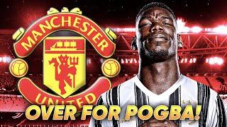 OFFICIAL: Paul Pogba Will LEAVE Man United In January - Agent Confirms