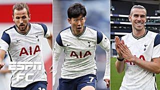 Harry Kane, Son Heung-min & Gareth Bale one of the best front 3s in Europe – Don Hutchison   ESPN FC