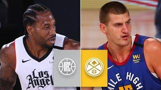 LA Clippers vs. Denver Nuggets [FULL HIGHLIGHTS] | 2019-20 NBA Highlights