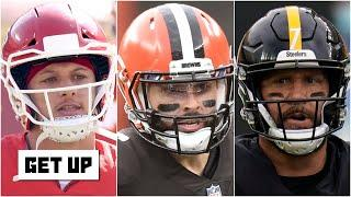 NFL Week 5 recap: The Chiefs lose, the Browns' hot start & the Steelers remain undefeated | Get Up