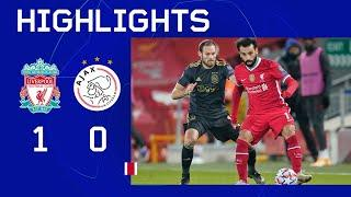 Short Highlights | Liverpool - Ajax | UEFA Champions League