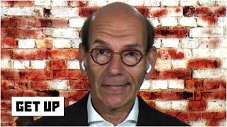 Paul Finebaum on the optics of the SEC potentially playing without other conferences   Get Up