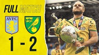 FULL REPLAY | Aston Villa 1-2 Norwich City | Canaries Win Title At Villa Park! | 2019