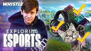 15-Year-Old Sceptic Reveals His INSANE Fortnite Setup & NEW Gaming House!