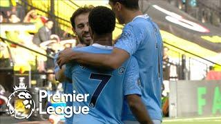 Raheem Sterling smashes Manchester City in front of Watford | Premier League | NBC Sports