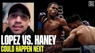 Teofimo Lopez Reveals Devin Haney Fight Could Be Next, Says Who Is The Toughest Fight at Lightweight