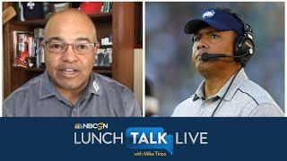 Navy's Ken Niumatalolo details powerful team meeting about racism (FULL INTERVIEW) | NBC Sports
