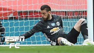 Manchester United are as stuck with David de Gea as Arsenal are with Mesut Ozil - Ogden | ESPN FC