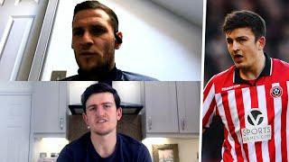 Billy Sharp on his first impressions of Harry Maguire at Sheffield United | Early Kick Off