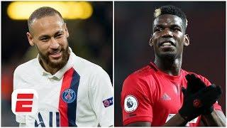 How Paul Pogba & Neymar's potential transfers could be impacted by a delay | ESPN FC