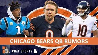 Bears Rumors: Trading For Nick Foles Over Cam Newton A Mistake? Mitch Trubisky Ready To Compete?