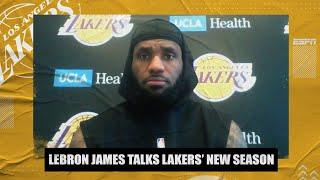 LeBron James reveals his reaction to the NBA's start date | NBA on ESPN