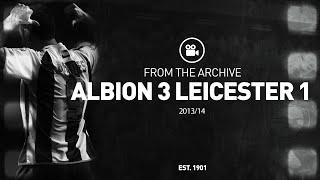 Classic Match: Albion 3 Leicester 1