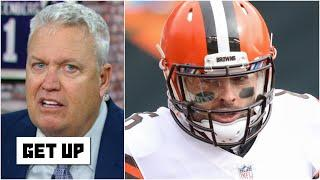 Rex Ryan still isn't sold on Baker Mayfield despite throwing 5 TDs vs. the Bengals | Get Up