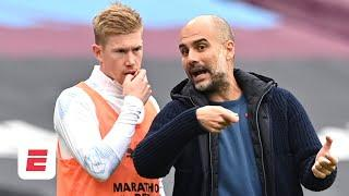 Man City, NOT Man United, will be bigger challengers to Liverpool - Craig Burley | ESPN FC