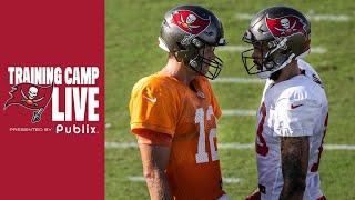 Which Players Need to Stand Out During Friday's Scrimmage? | Training Camp Live
