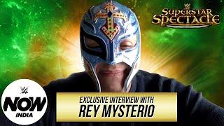 Facing off against The Great Khali, a Terrifying Moment of Rey Mysterio's Career: WWE Now India