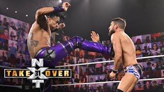 Gargano takes down Priest with innovative offense: NXT TakeOver 31 (WWE Network Exclusive)