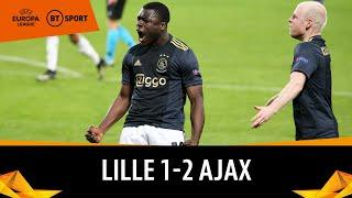 Lille vs Ajax (1-2) | Europa League Highlights