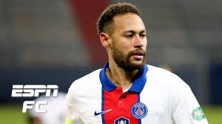 Neymar has to EVOLVE as a player or he's going to become even more injury prone - Leboeuf | ESPN FC