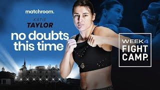 Katie Taylor & trainer Ross Enamait on Persoon rematch/first fight and Serrano fallout