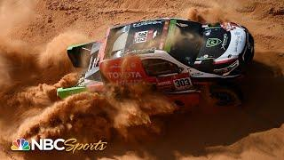 Dakar Rally Stage 6 | EXTENDED HIGHLIGHTS | Motorsports on NBC