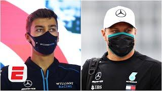 Another year at Mercedes for Valtteri Bottas, but what does this mean for George Russell | F1 2020