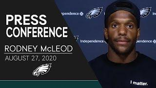 """Rodney McLeod: """"Enough is Enough"""" 