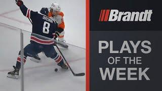 Alex Ovechkin Dangles The Flyers  | Plays Of The Week