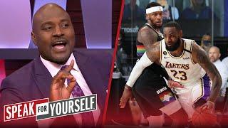 LeBron's Lakers are not prepared to go the distance with Nuggets — Wiley | NBA | SPEAK FOR YOURSELF